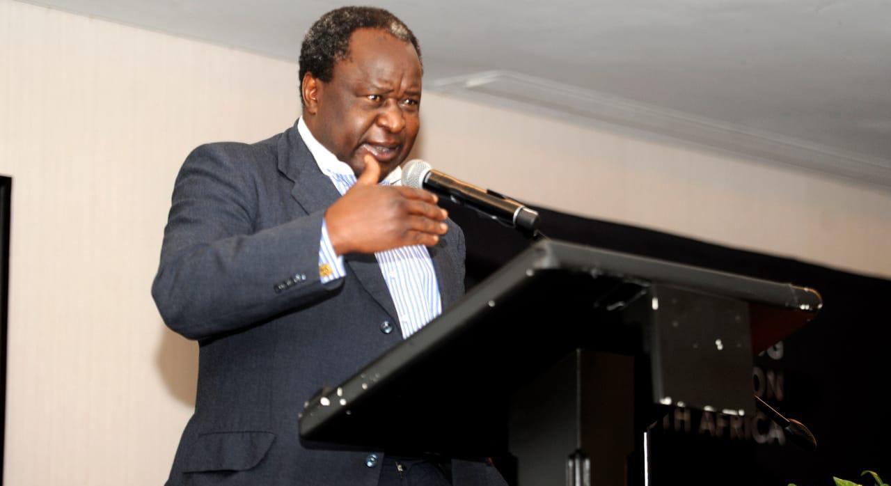 Tito Mboweni @ the Banking Summit 2019